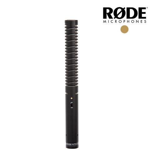 RODE 槍型麥克風 NTG1【公司貨】