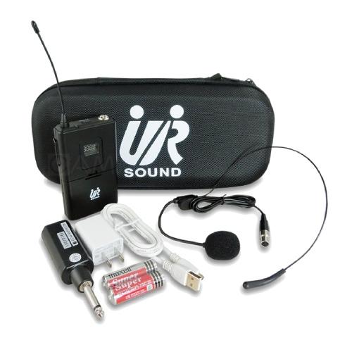 UR SOUND UHF攜帶式無線麥克風(腰掛式)UR101RU
