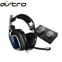ASTRO A40電競耳機麥克風二代+混音擴大器組 幻影黑