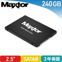 Seagate希捷【Maxtor Z1】240GB 2.5吋固態硬碟 (YA240VC1A001)