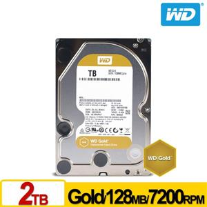 WD2005FBYZ 金標 2TB 3.5吋企業級硬碟