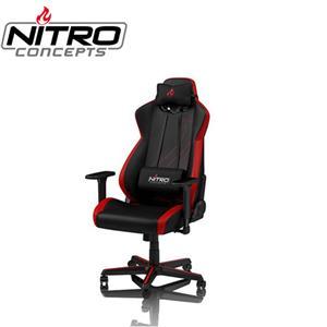 Nitro Concepts S300EX 電競椅 PU材質-黑紅