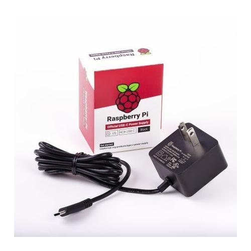 樹莓派Raspberry Pi 4 專用變壓器 5.1V 3A TYPE-C接頭
