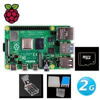 【簡配超值套餐】Raspberry Pi 4 B版 2G