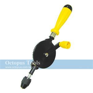 Octopus尚卓 手搖鑽 直式 三爪(432.003)
