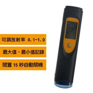 Radiant熱映光電  雙雷射聚焦型紅外線溫度儀 TN-01U