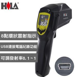 HILA海碁 550度C防潑水紅外線溫度計 TN-49SCG