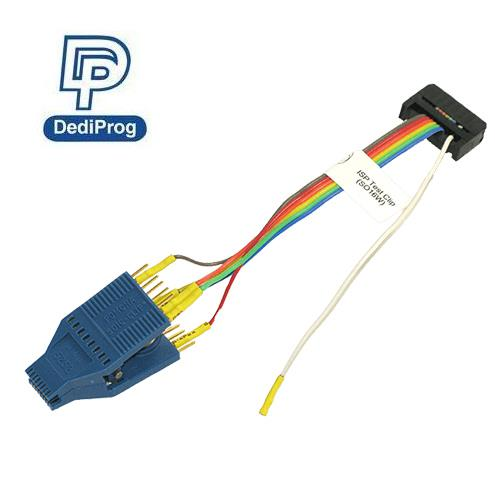 DediProg岱鐠 ISP SF100測試夾 (SO16W 300mil)