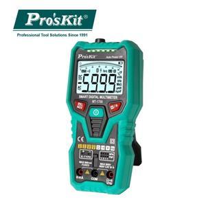 Pro'sKit寶工3 5/6智慧型萬用表MT-1708