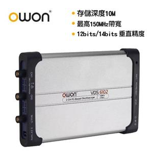 OWON 全新USB介面150MHZ雙通道示波器 VDS6152