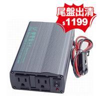 【出清】變電家DPI-12038 380W行動電源轉換器DC12V轉AC110V