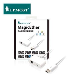 MagicEther 乙太網無線影音接收器