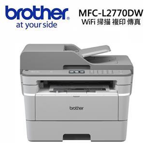 Brother MFC-L2770DW 無線黑白雷射傳真複合機