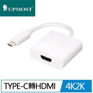 登昌恆 4K2K Type-C 轉 HDMI 轉換器 TC108