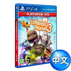 【客訂】PS4 Hits精選 小小大星球 3 中英文合版