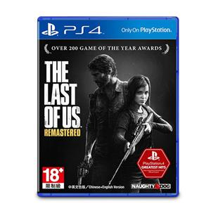 【客訂】PS4 Hits精選 最後生還者 重製版 中文版