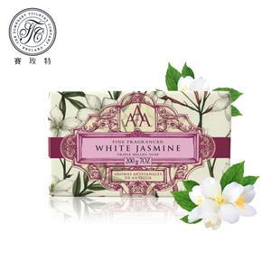 英國賽玫特Somer AAA花卉護膚香皂200g-白茉莉X3