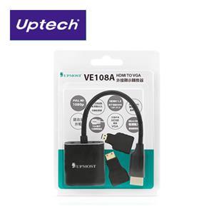 登昌恆 VE108A HDMI TO VGA 外接顯示轉換器