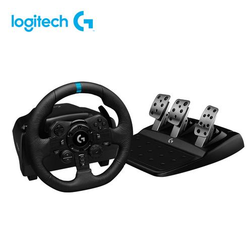 Logitech 羅技G923模擬賽車方向盤