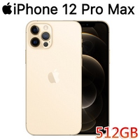APPLE iPhone 12 Pro Max 512GB 金色