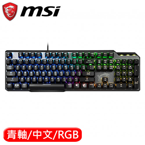 Vigor GK60 機械鍵盤 Cherry MX 青軸 中文