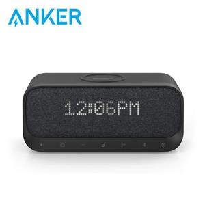 Anker A3300 SoundCore Wakey 無線充電藍牙喇叭-黑色