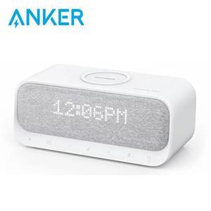 Anker A3300 SoundCore Wakey 無線充電藍牙喇叭-白色