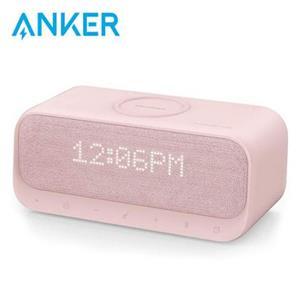 Anker A3300 SoundCore Wakey 無線充電藍牙喇叭-粉色