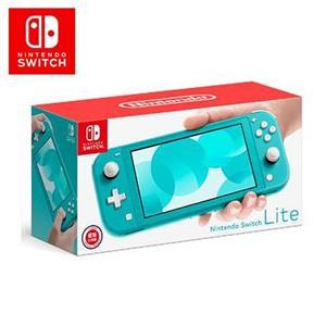 任天堂 Nintendo Switch Lite 主機 藍綠色 (台灣公司貨)