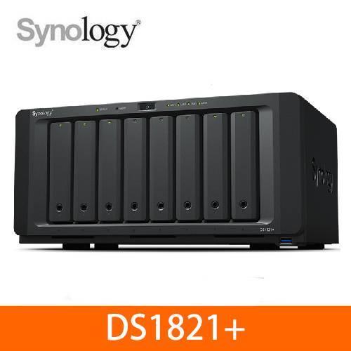 Synology DS1821+ 網路儲存伺服器