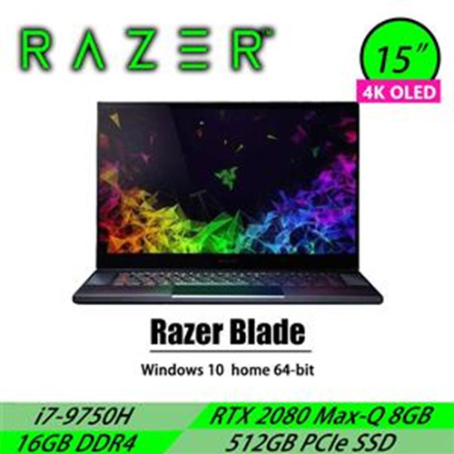 雷蛇Razer Blade RZ09-03018E52-R341 15.6吋 電競筆記型電腦