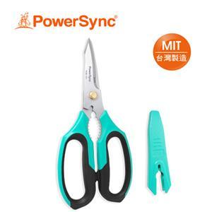PowerSync群加 WSE-101 8吋多功能萬用剪刀