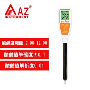 AZ(衡欣實業) AZ8694 長測棒玻璃尖頭pH筆