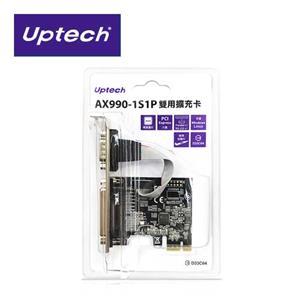 登昌恆 AX990-1S1P 雙用擴充卡