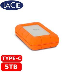 LaCie Rugged USB-C 5TB 外接硬碟(STFR5000800)