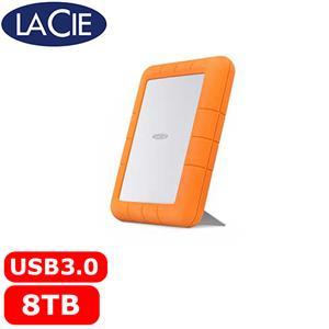 LaCie Rugged RAID Shuttle 8TB 外接硬碟 (STHT8000800)