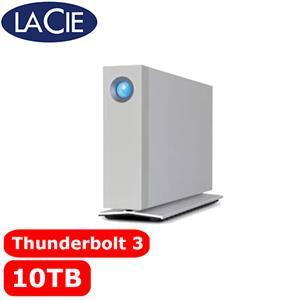 LaCie D2 Thunderbolt 3 10TB 外接硬碟 (STFY10000400)