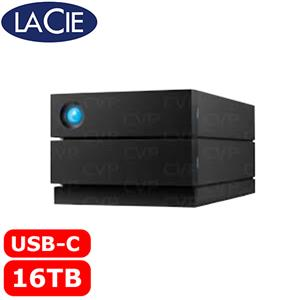 LaCie 2big RAID 16TB USB-C 外接硬碟 (STHJ16000800)