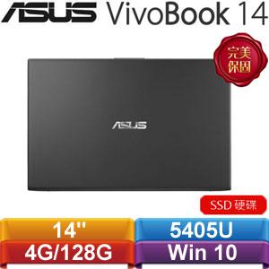 ASUS華碩 VivoBook 14 X412FA-0271G5405U 14吋筆記型電腦 星空灰