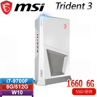 MSI微星 Trident 3 Arctic 9SH-428TW 電競桌機