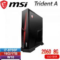 MSI微星 Trident A 9SC-619TW 電競桌機