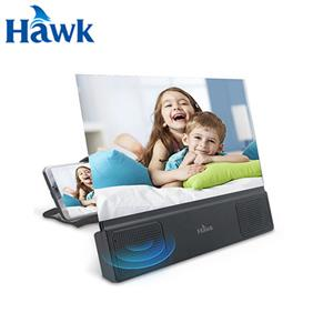 Hawk 浩客 追劇王手機螢幕放大鏡+喇叭