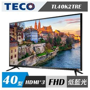 TECO東元 40型 液晶顯示器+視訊盒 TL40K2TRE