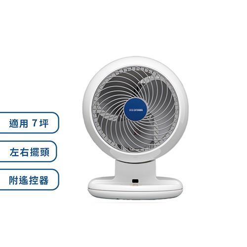 IRIS C18 空氣對流循環扇 白色 PCF-C18 (含遙控器)