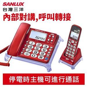 【福利品】三洋 數位報號 無線親子機 DCT-8915