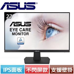 R1【福利品】ASUS華碩 27型 超低藍光護眼螢幕 VA27EHE