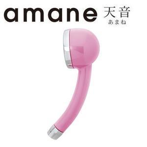 【全日本製】天音Amane極細省水高壓淋浴蓮蓬頭(馬卡龍粉紅)