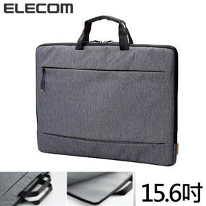 ELECOM 輕便型收納包15.6吋-灰