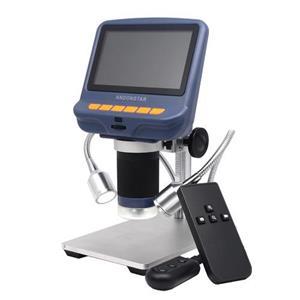 Andonstar AD106S 4.3吋螢幕USB數位電子顯微鏡+LED蛇管燈