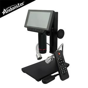 Andonstar ADSM302 5吋螢幕/USB/HDMI輸出三用數位顯微鏡